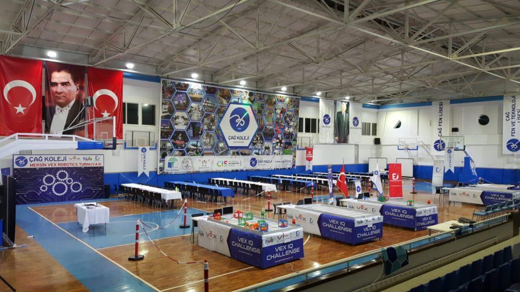 Çağ Koleji Vex Turnuvası 2