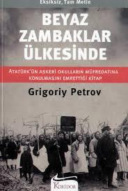 6) Beyaz Zambaklar Ülkesinde/Grigoriy Petrov ile ilgili görsel sonucu