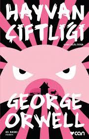 1 ) Hayvan Çiftliği -  George Orwell ile ilgili görsel sonucu