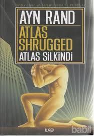 5)Atlas Silkindi / Ayn Rand ile ilgili görsel sonucu