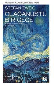 8) Olağanüstü Bir Gece/ Stefan Zweig ile ilgili görsel sonucu
