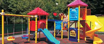 oyun alanı, park